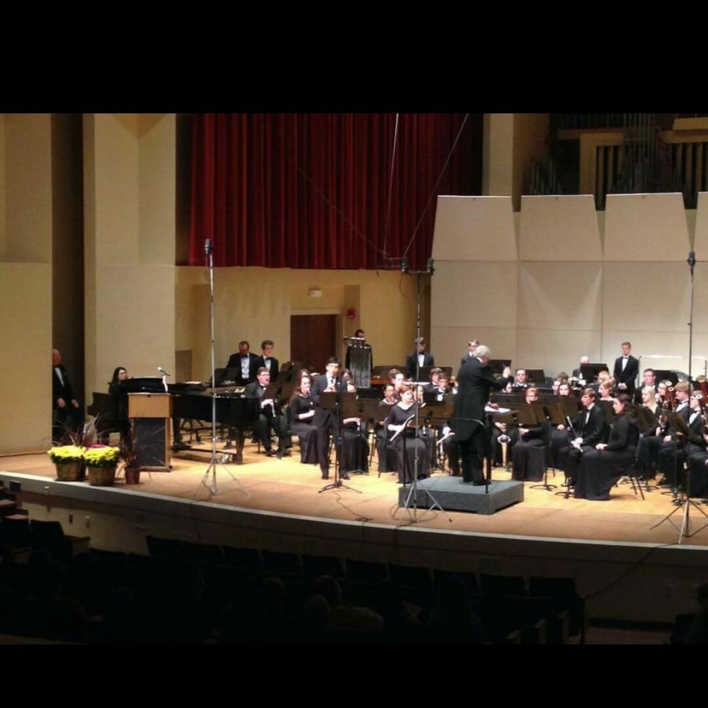 Tennessee Tech University Wind Ensemble