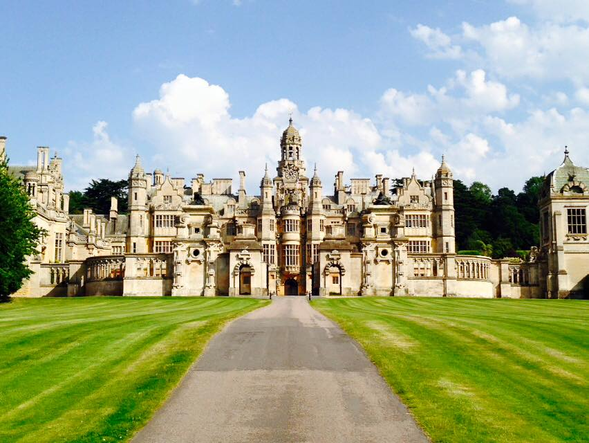 Harlaxton Chamber Music Festival in UK