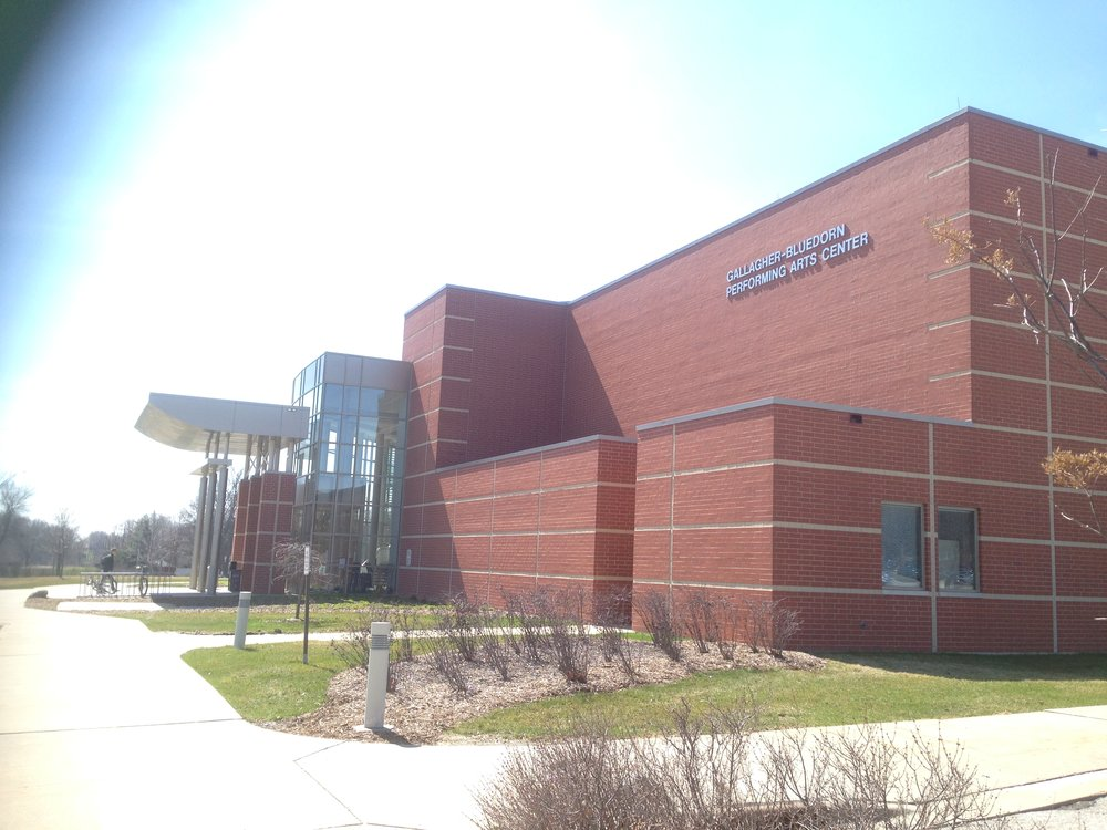 UNI Music Building