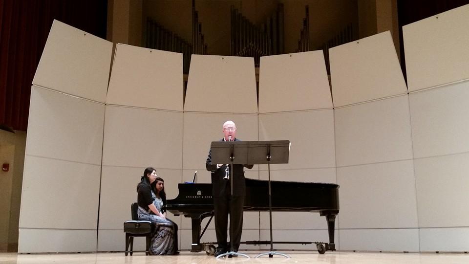 Dr. Jeremy Reynolds Guest Artist Recital