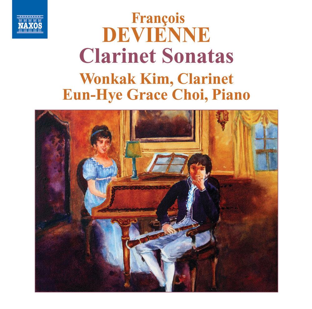 Francois Devienne - Clarinet Sonatas [Naxos 9.70150]