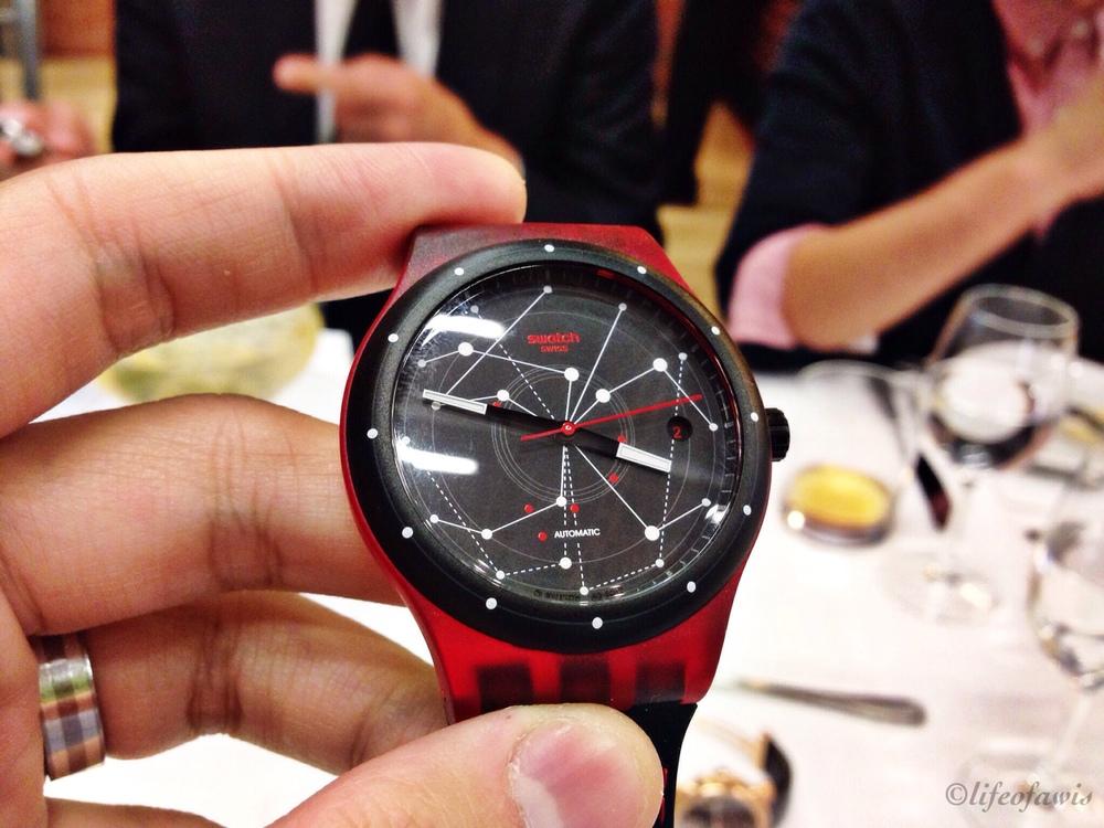 Swatch Sistem51.