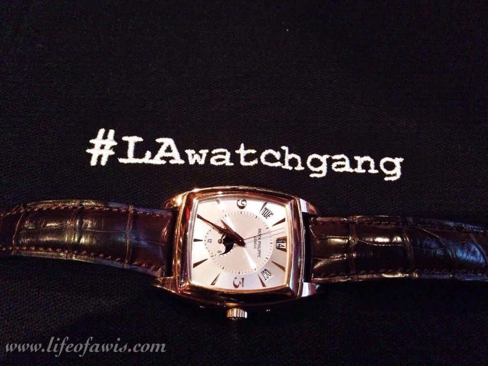 Representing #LAWatchGang!