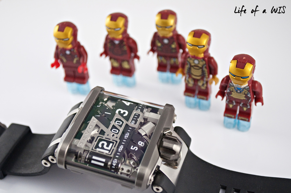 The perfect watch for Tony Stark?