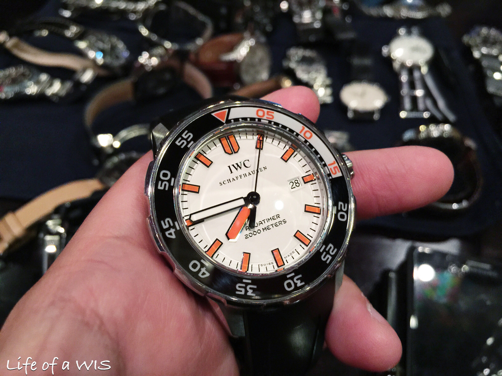 IWC Aquatimer Limited Edition