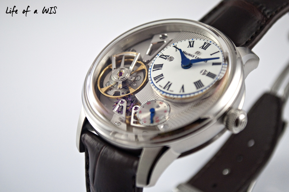 Maurice Lacroix Masterpiece Gravity, limited to 250 pieces.