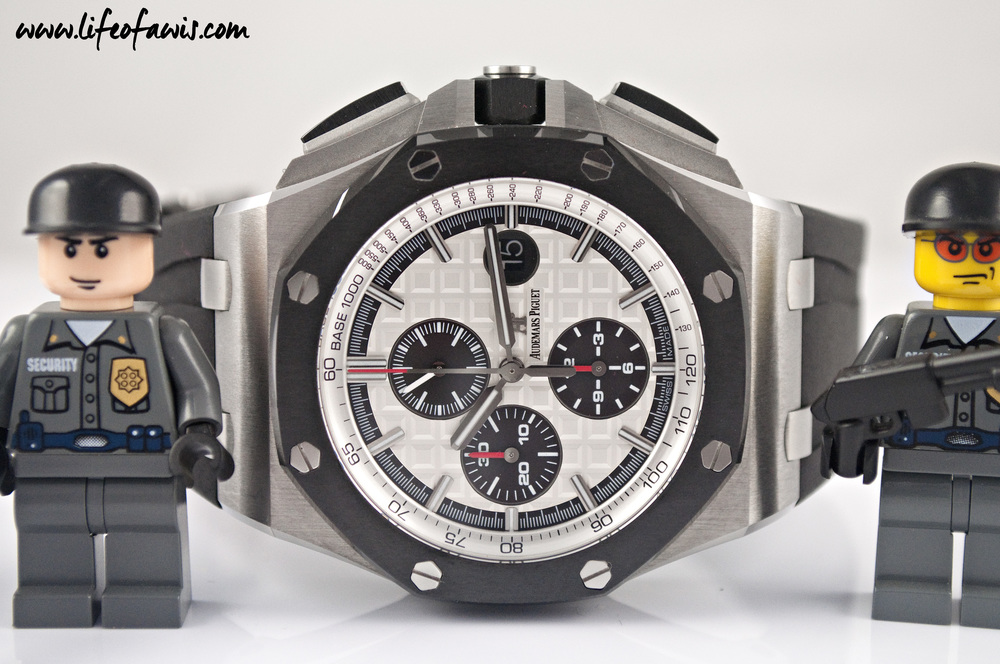 Audemars Piguet wins again.