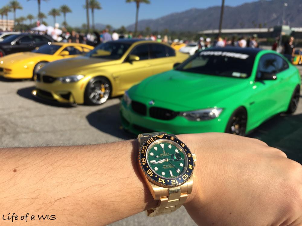 I think I really need a green car ;-).