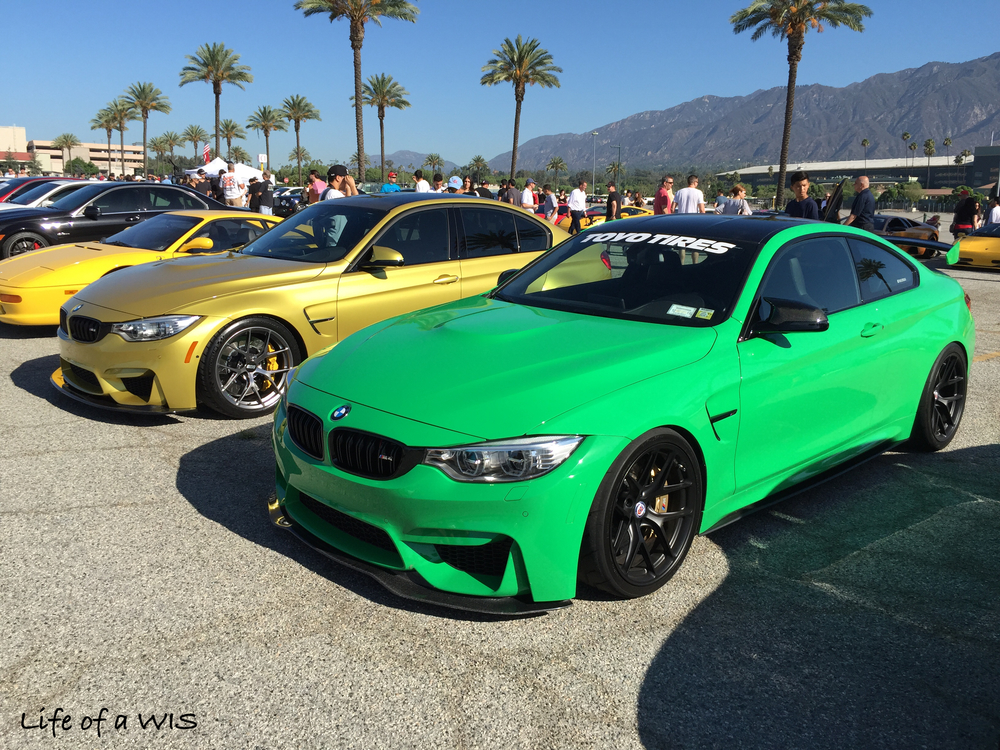 Love this green M4.