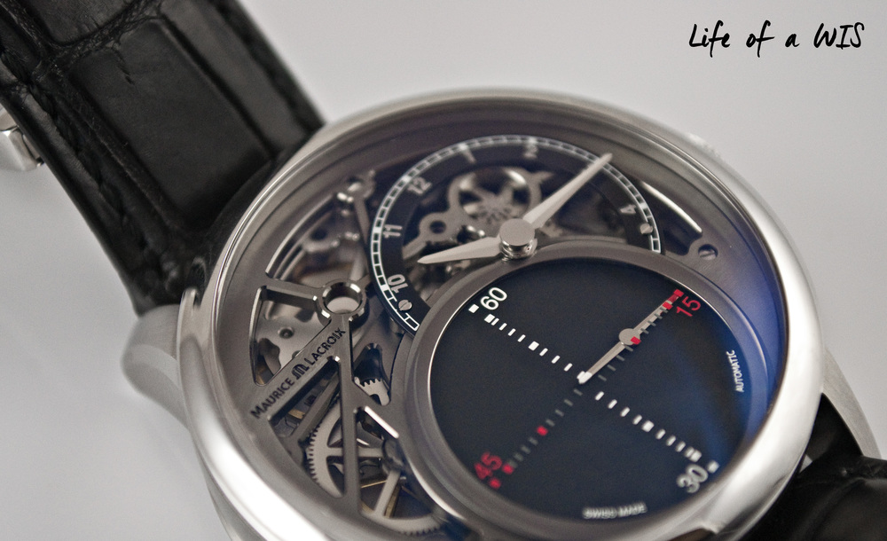 HANDS-ON REVIEW  Maurice Lacroix Masterpiece Mysterious Seconds ... 4f9649e006