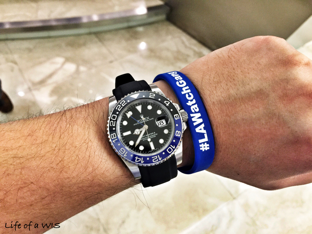 Looks great on the wrist!