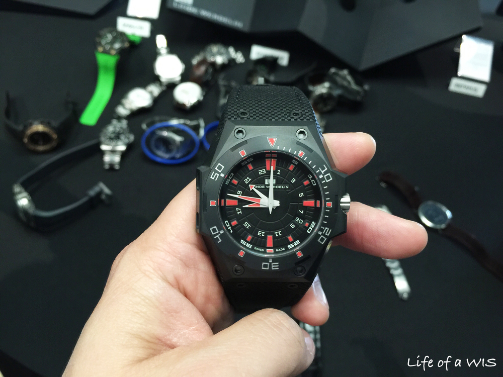 One of the first Spido models by Linde Werdelin.