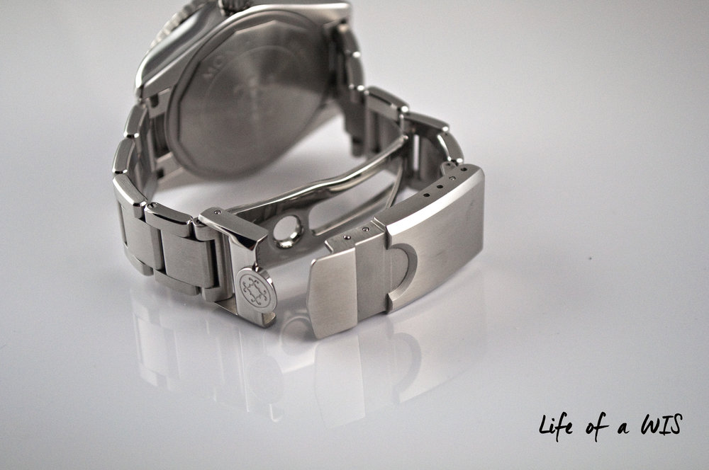 Not your typical micro brand bracelet.