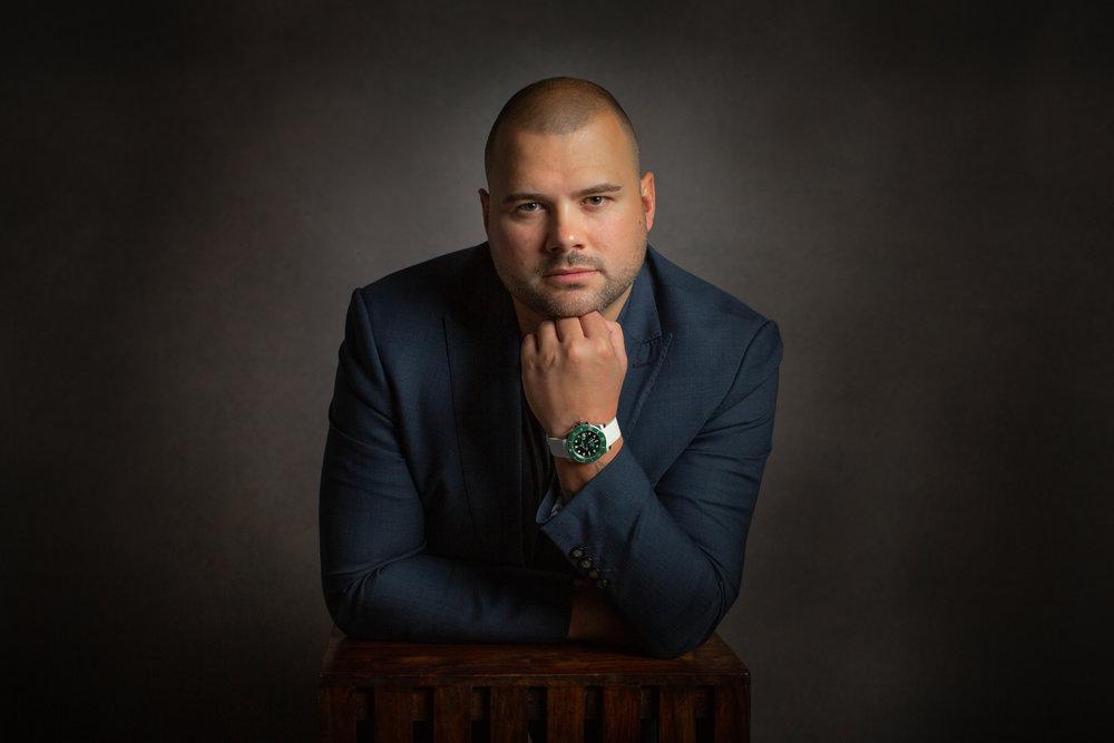 Lee Scott, Founder of Vulcan Watch Strap