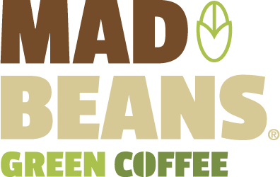 Mad Beans Green Coffee