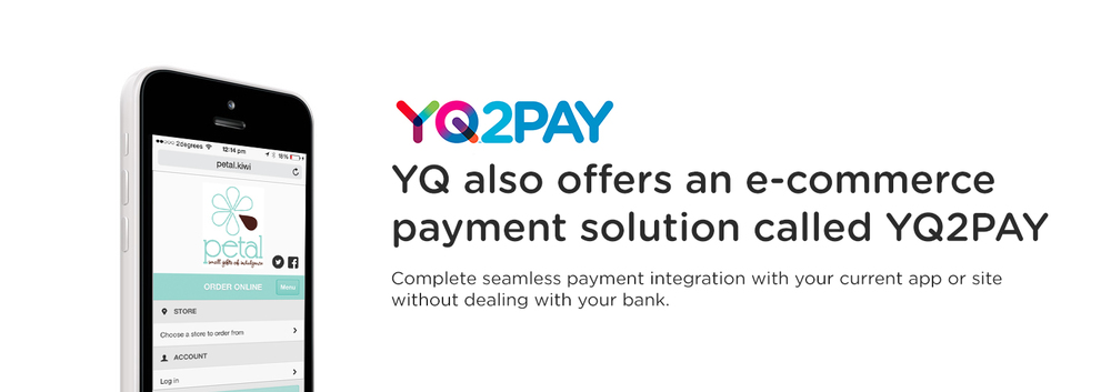 YQ2PAY online payment solutions