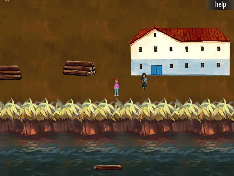 Background tiles and in-game assets by Rachel Lee. Characters were from a previous version of the game.