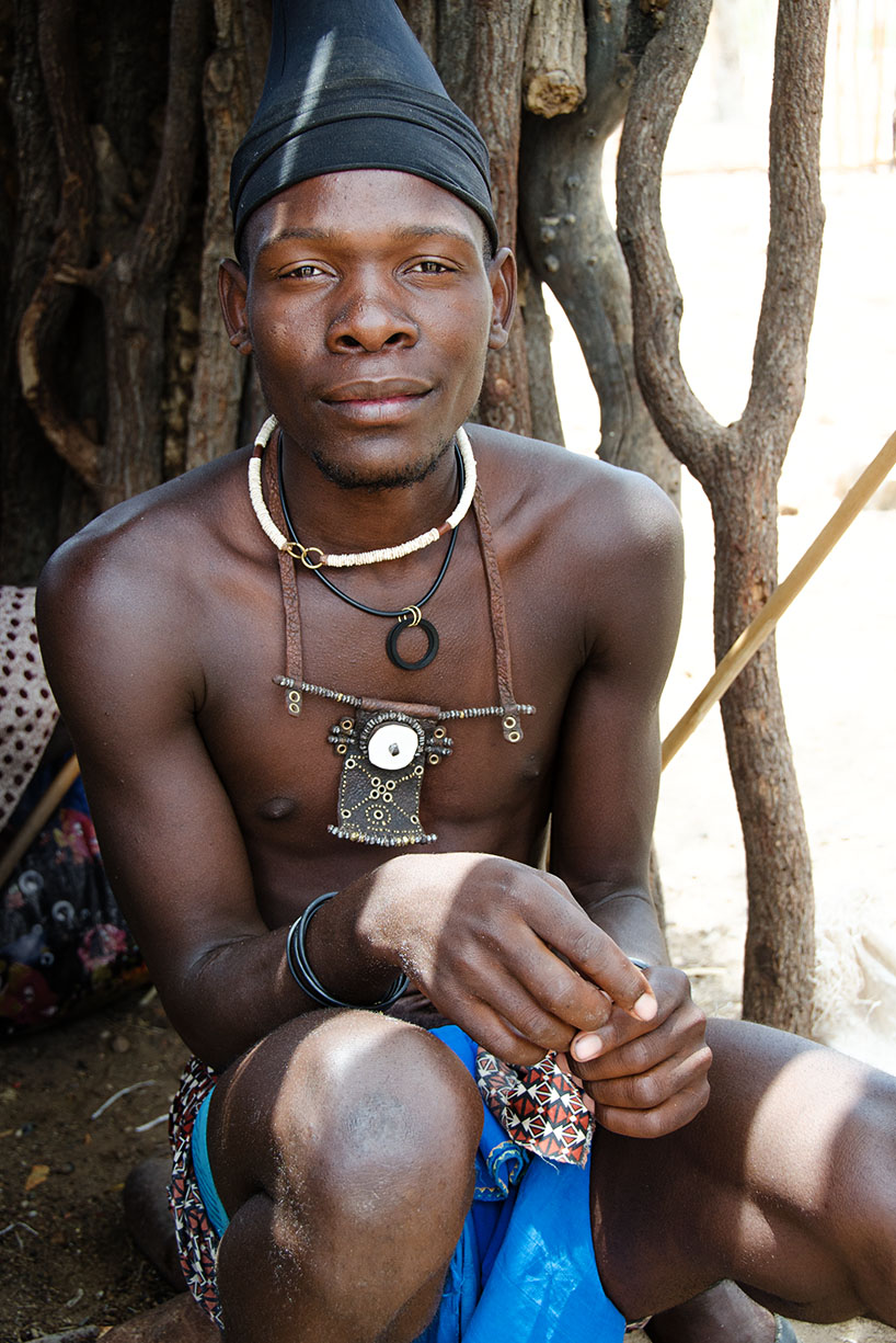 The Himba people