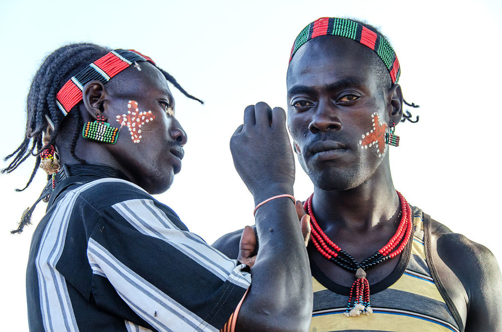 Omo Valley—The Hamar People