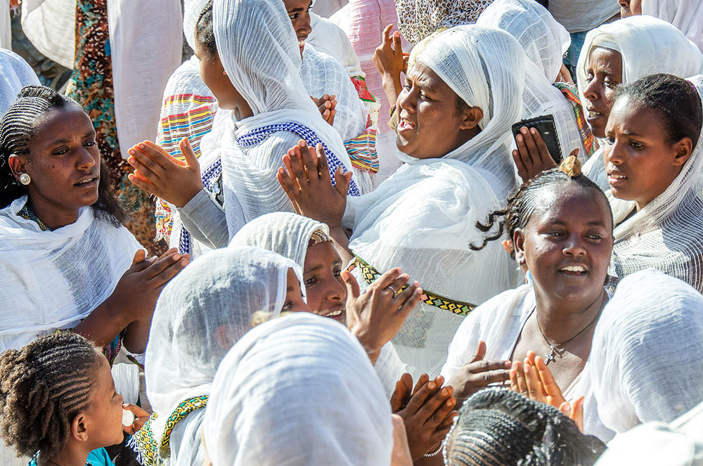 Lalibela, The Feast of the Epiphany