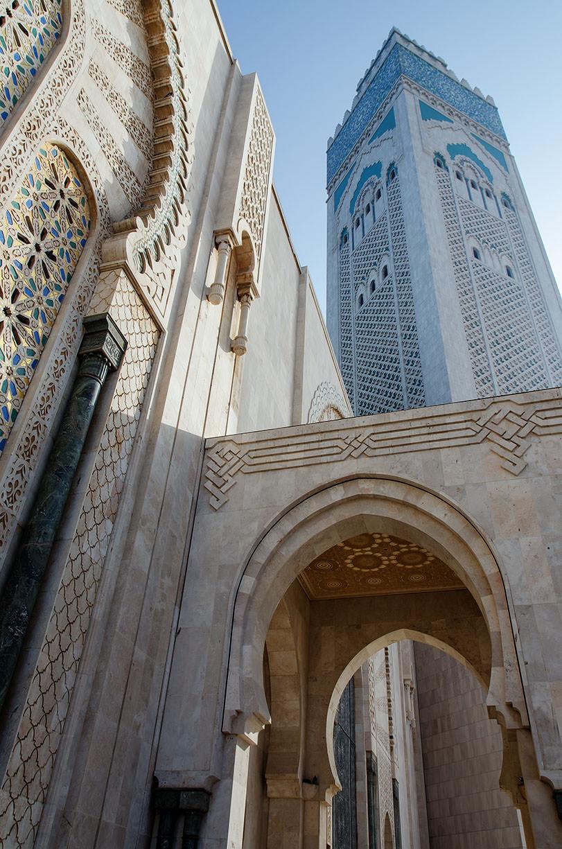Hassein II Mosque, Casablanca
