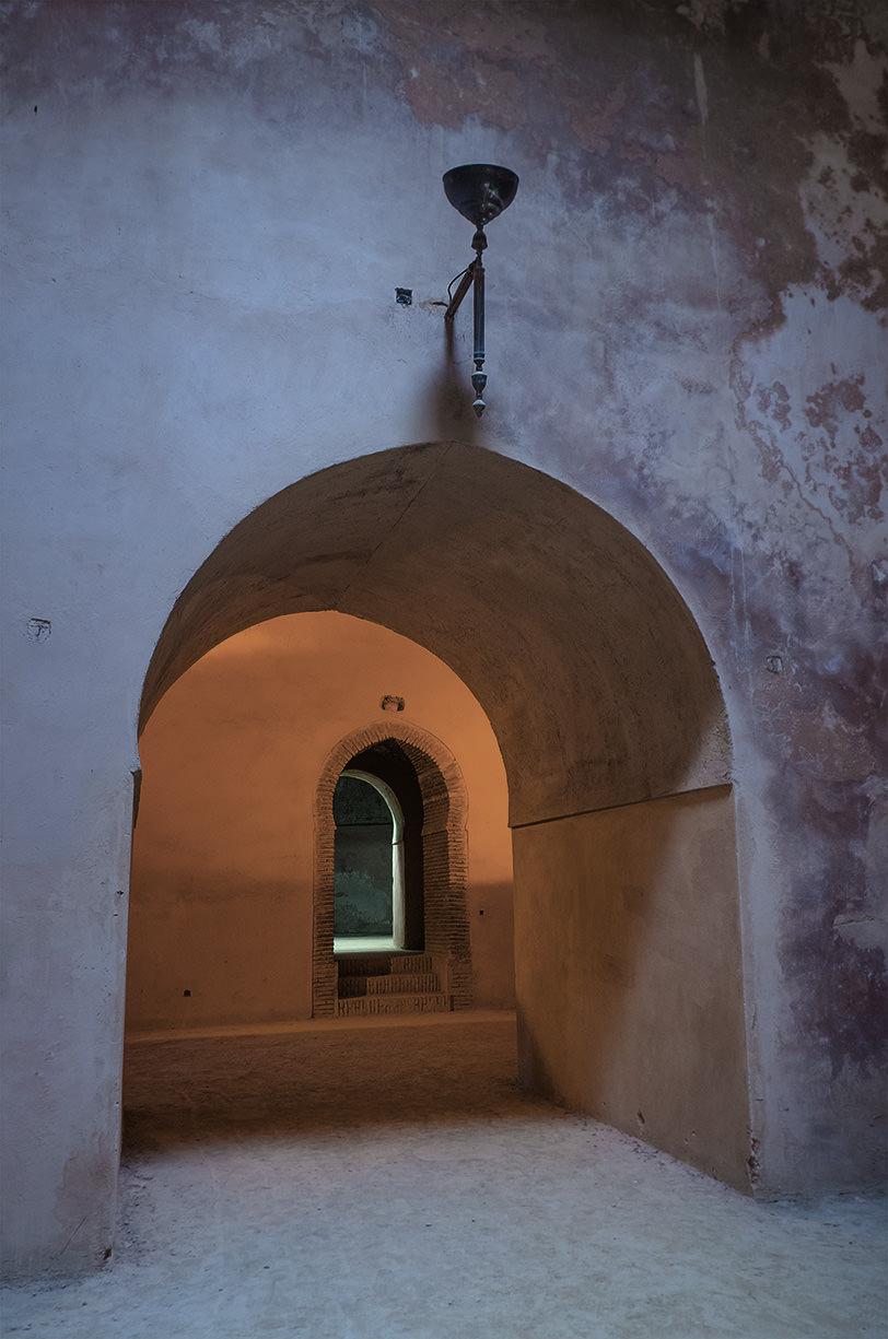 Granary, Meknes