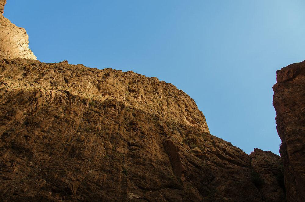 Toudra Gorge