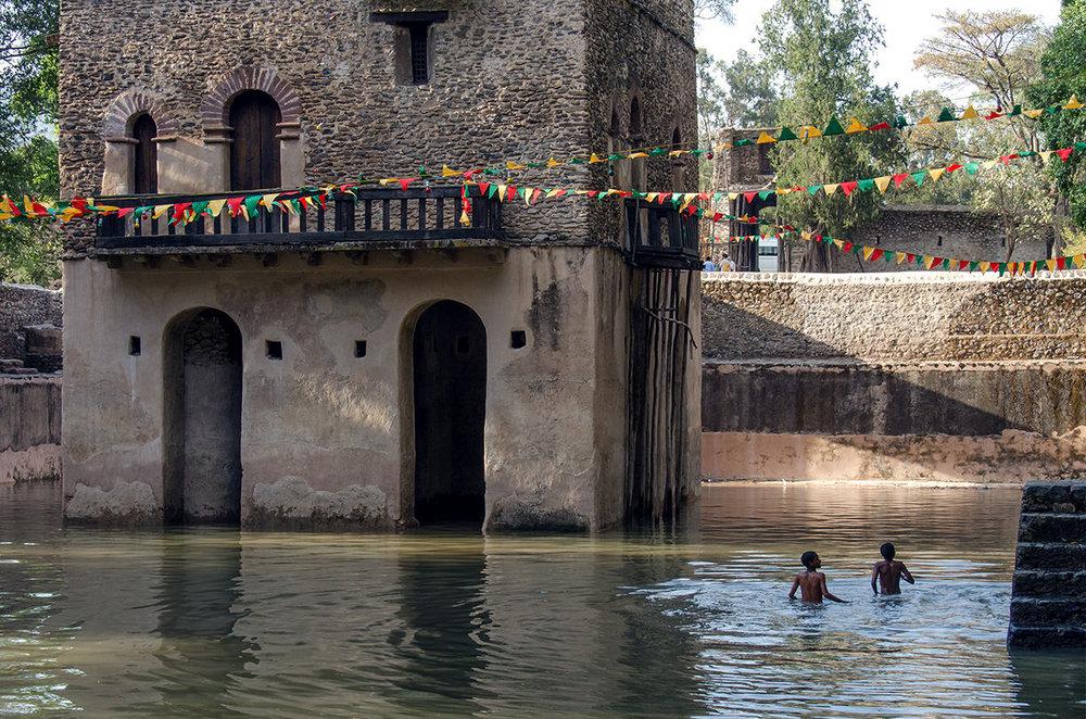 Gondar, Fasilides' Bath