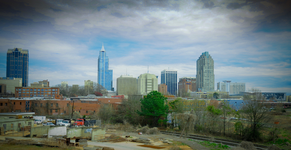 downtown raleigh nc