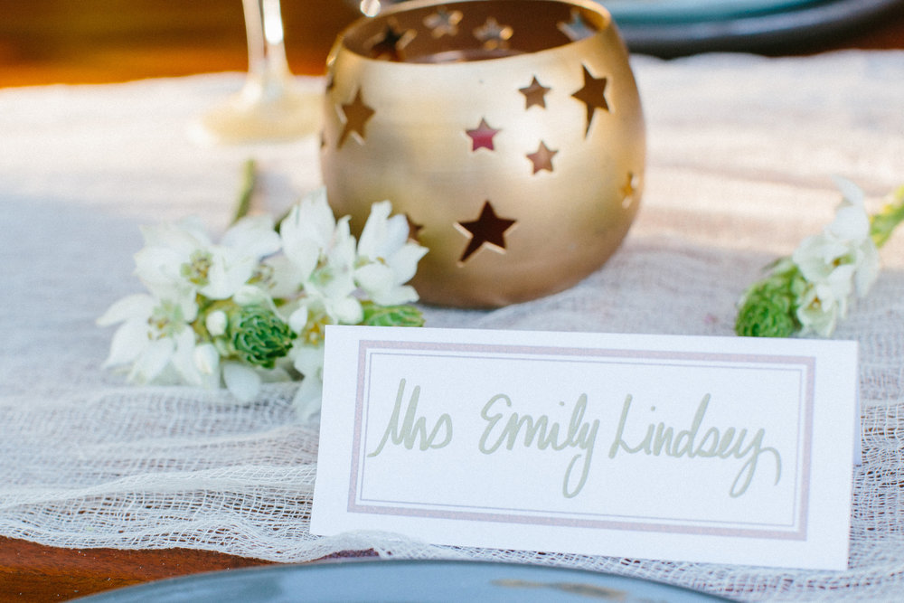 lindsey lettering daytona may photography brunch wedding shoot