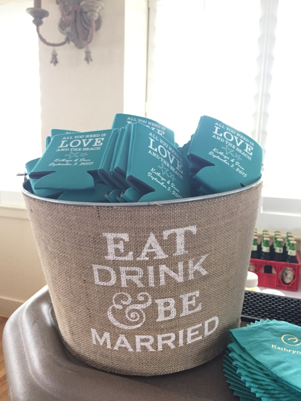 Who doesn't love a koozie!!?