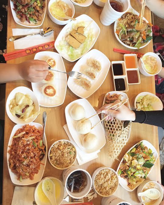 Peter Chang Express chinese food