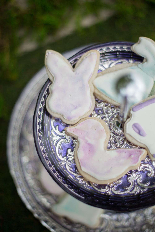 rabbit duck cookies