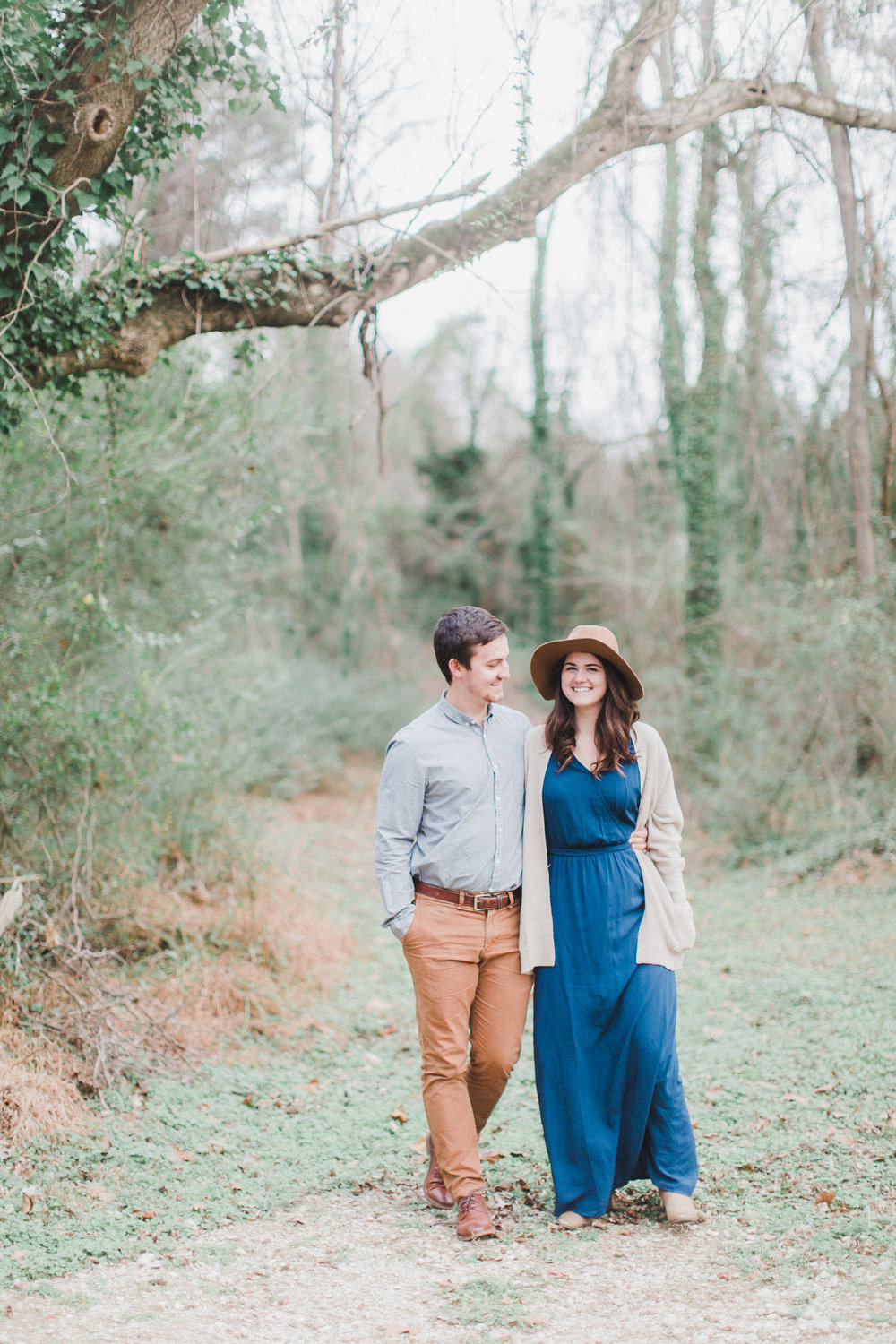 Their light and airy engagements were taken by  Annamarie Akins ! I cannot WAIT to see them rock the camera on wedding day!