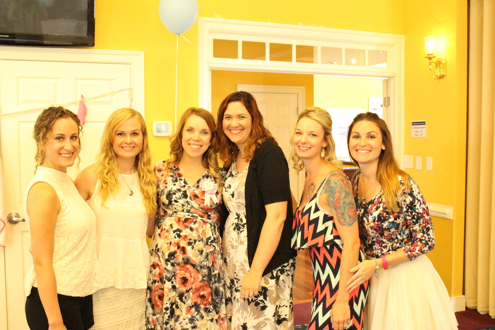My girls! From left to right: Lauren (my soon-to-be cousin in law), cousin Christin, my best friend Kim, cousin Melissa, and cousin Amanda. These ladies are so special to me.