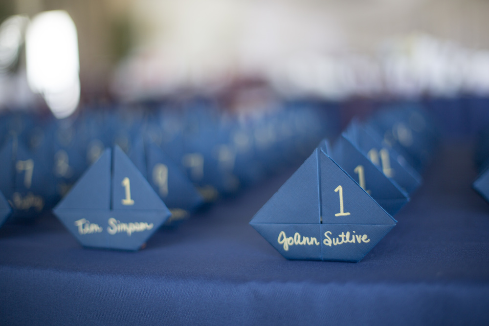 How cute are these escort cards!?!!