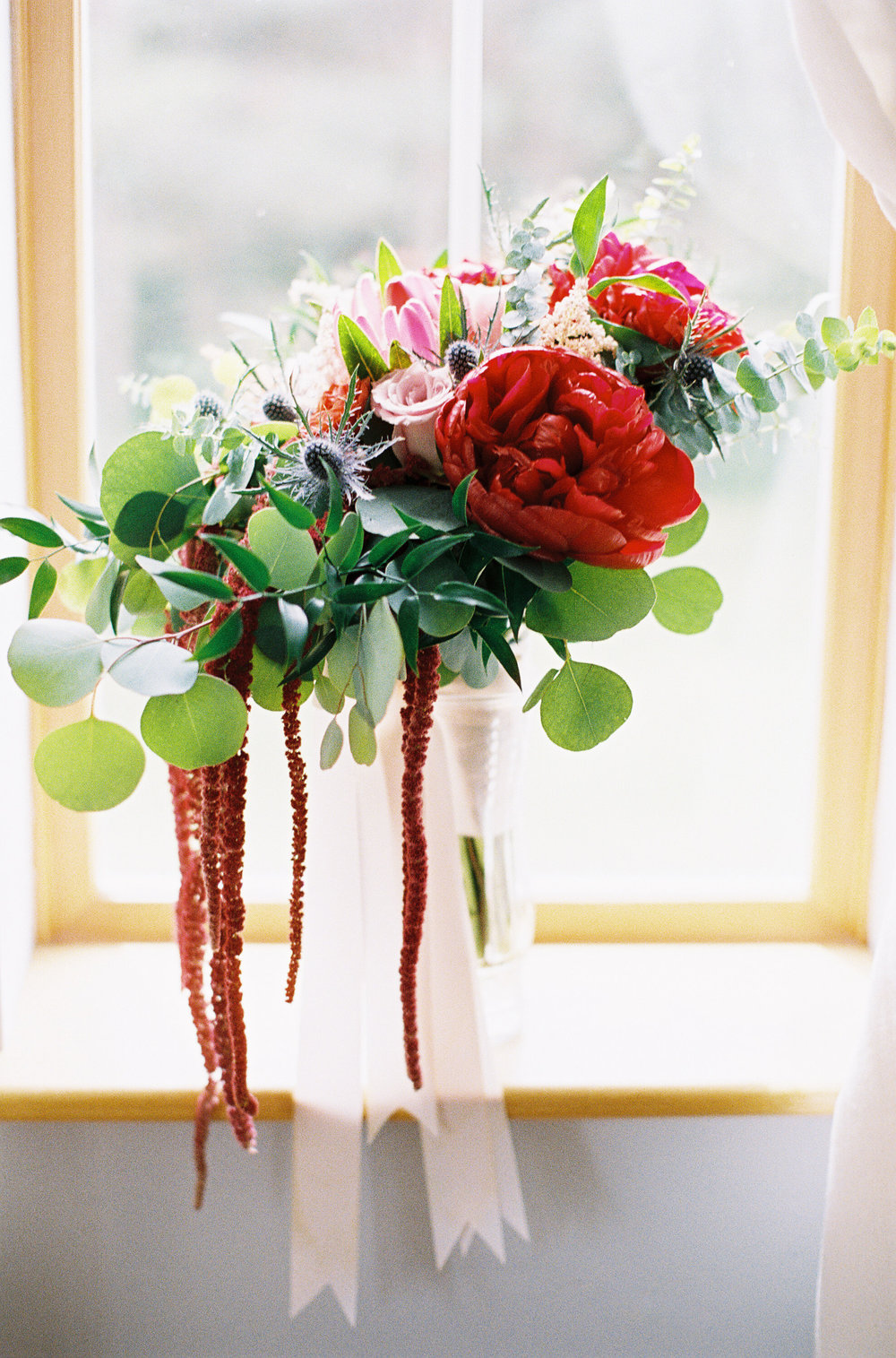 One of the most beautiful bouquets I've ever seen.
