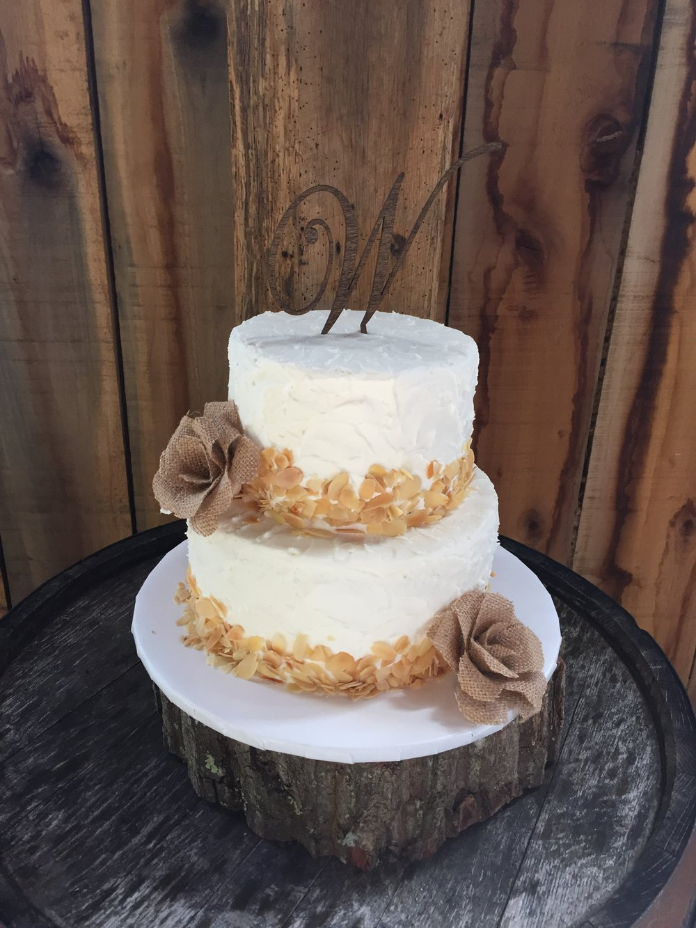 This cake was super delicious!