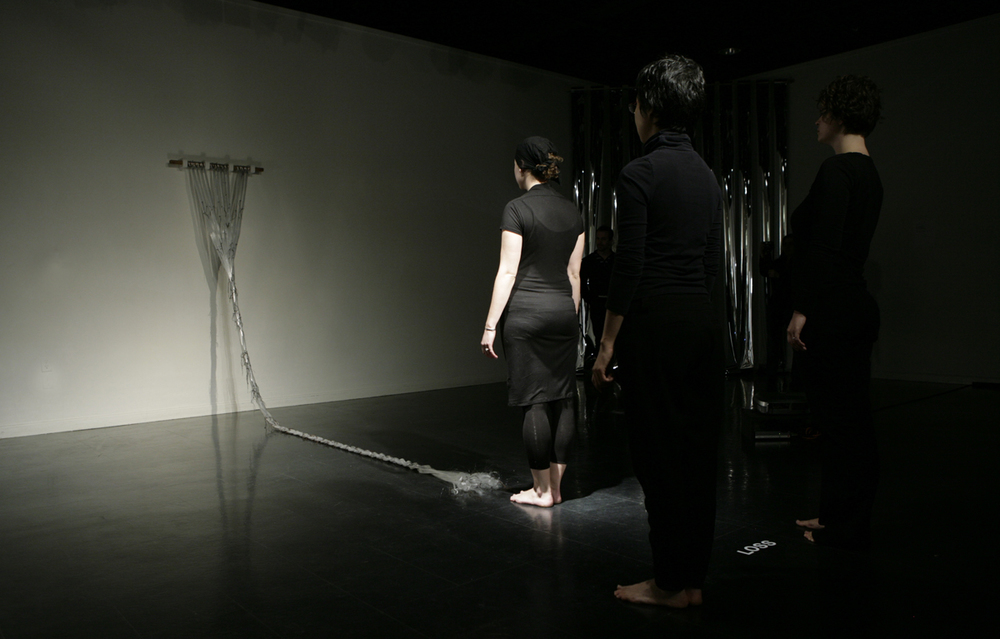 a tribute - performance braiding, 2011