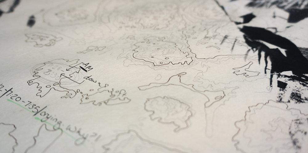 Manifold Landscapes, notation detail
