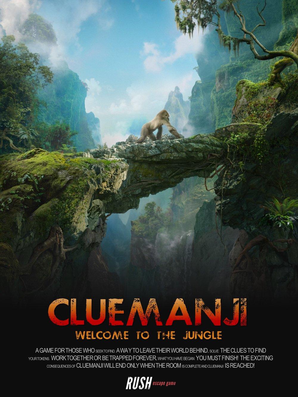 Cluemanji - Rush Escape Game - Escape Room Melbourne.jpg