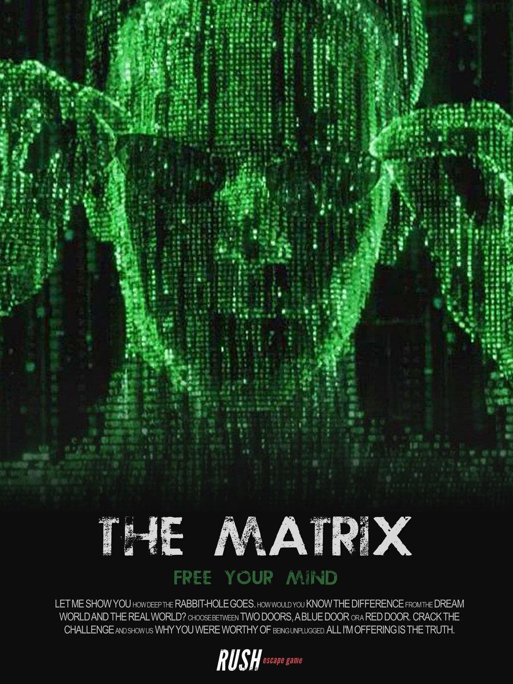 Escape Room Melbourne - Rush Escape Game - The Matrix.jpg