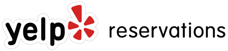 Yelp Reservations logo