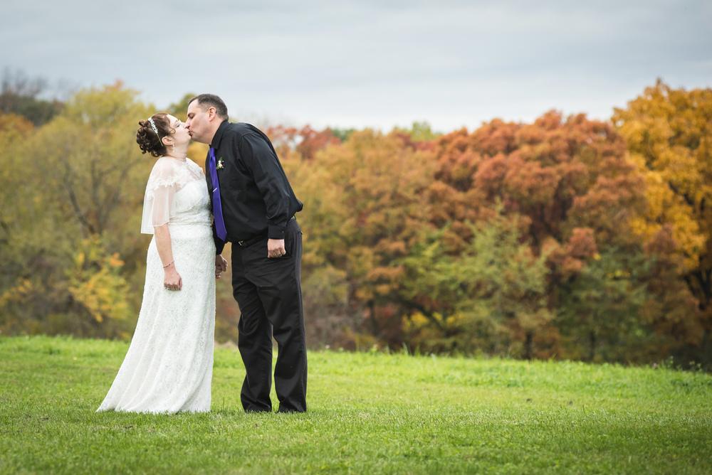 Gail & James's Wedding