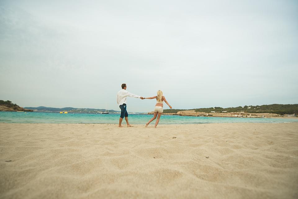 Ibiza maternity photo