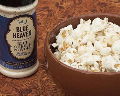 Popcorn & Blue Heaven