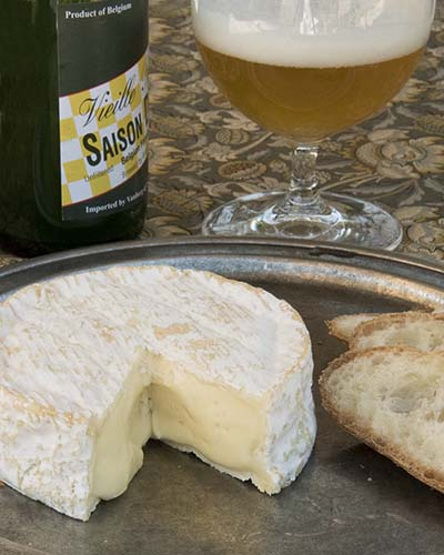 Camembert and Beer