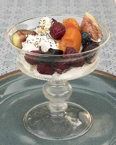 Ricotta & Fruit