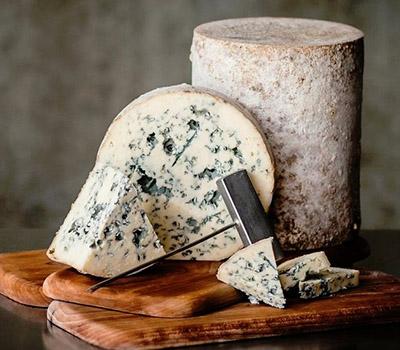 Raw beauty: Jasper Hill Farm Bayley Hazen Blue