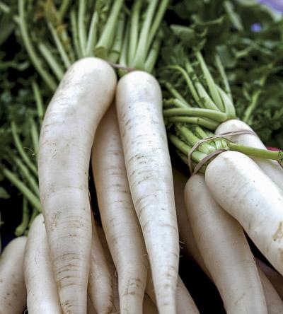 Carrot-Daikon-Pickle